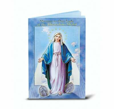 Our Lady of Miraculous Medal Novena Book