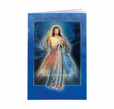 Divine Mercy Novena Book