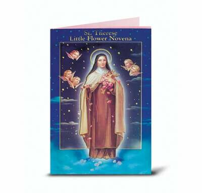 St. Therese Novena Book