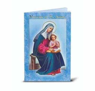 St. Anne Novena Book