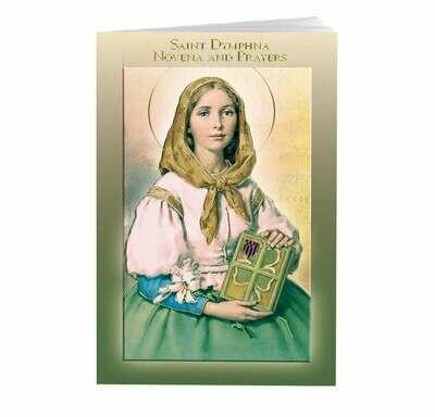 St. Dymphna Novena Book