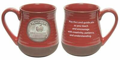 Teacher Pottery Mug