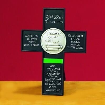 Teachers Cross