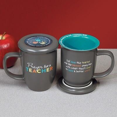 Teacher Mug and Coaster Set
