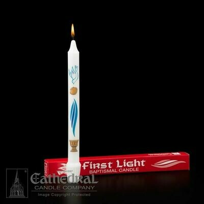 First Light® Baptismal Candle