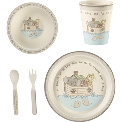 Noah's Ark Mealtime Gift Set