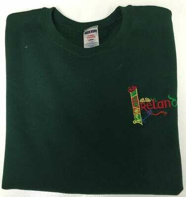 Ireland Scroll Sweatshirt