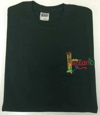Ireland Scroll T-Shirt