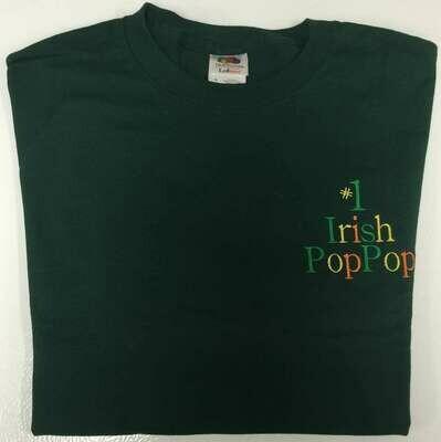 #1 Irish PopPop T-Shirt