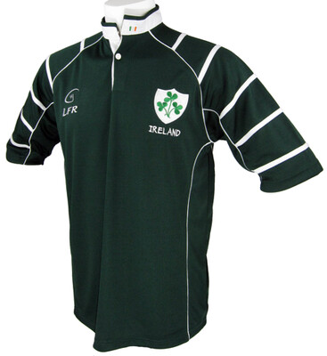 Children's Ireland Breathable Rugby Shirt