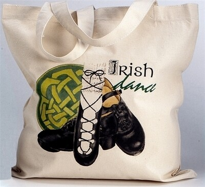 Irish Dance Tote - Imprinted