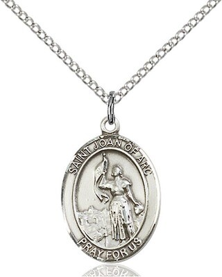 St. Joan of Arc Pendant