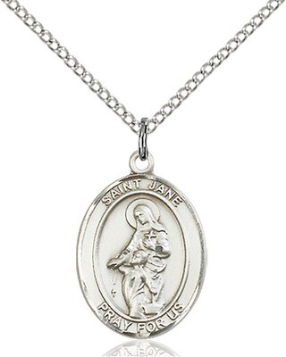 St. Jane of Valois Pendant