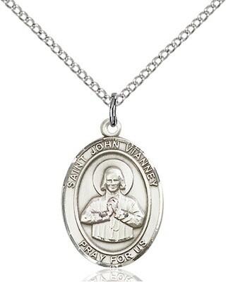 St. John Vianney Pendant