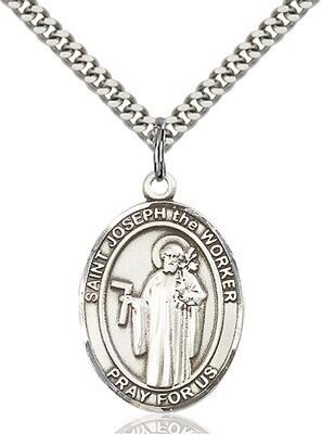 St. Joseph the Worker Pendant