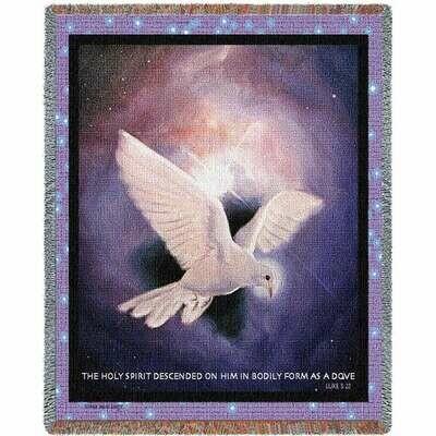 Holy Spirit Blanket