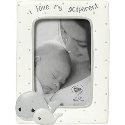 I Love My Godparent Photo Frame