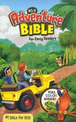 Adventure Bible for Early Readers- NIRV