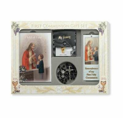 """Child of God """"Communion Memories"""" Edition Deluxe Boy's Gift Set"""
