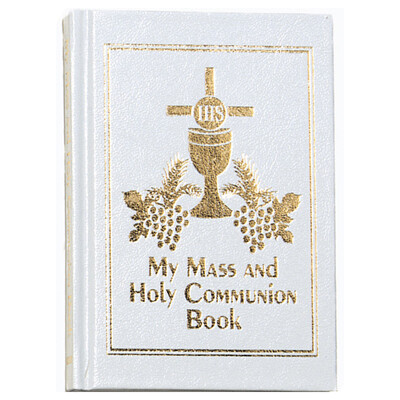 My Mass and Holy Communion Book- Girl