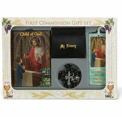 """Child Of God """"Cathedral"""" Edition Boy's Deluxe Set"""