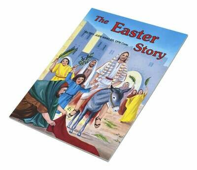 The Easter Story Children's Book