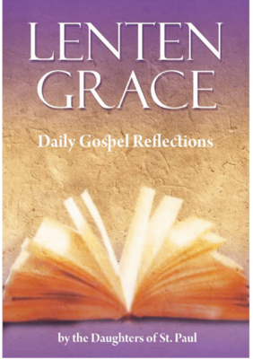 Lenten Grace, Daily Gospel Reflections Book