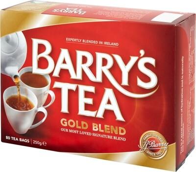 Barry's Gold Blend- 80 Tea Bags