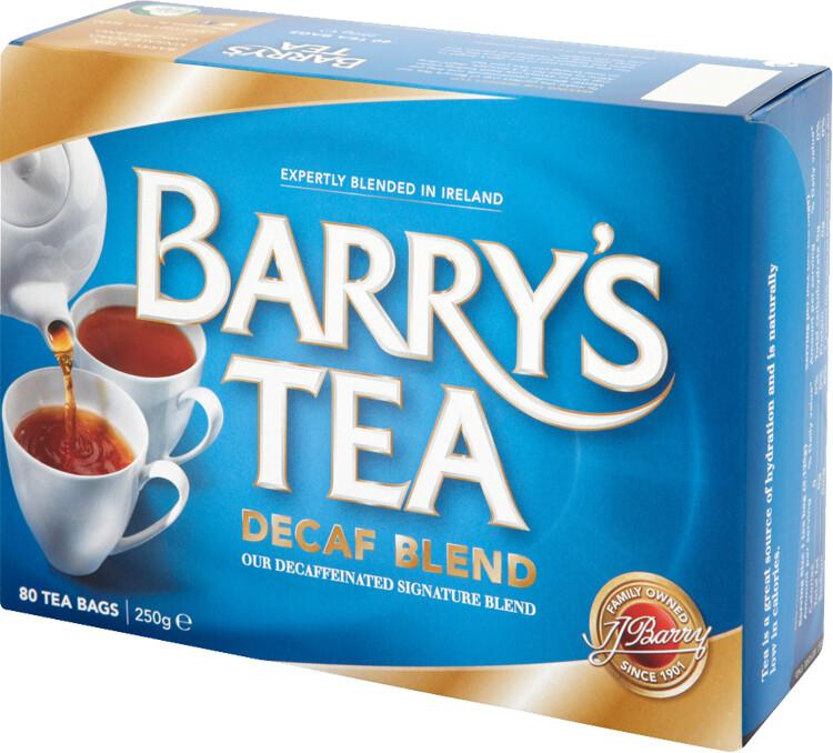 Barry's Decaffeinated- 80 Tea Bags