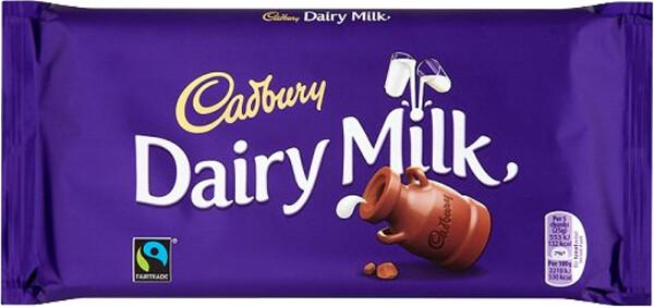 Dairy Milk (Large UK)