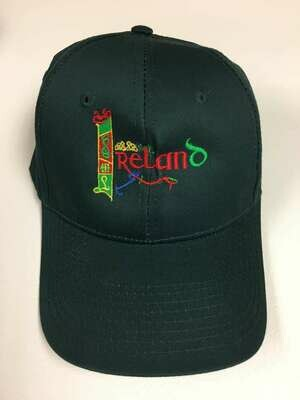 Ireland Scroll Hat