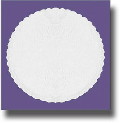 White Lace Chapel Cap