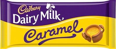 Dairy Milk Caramel (Large UK)