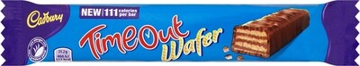 Time Out Wafer Single