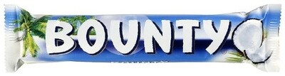 Bounty Milk Chocolate Blue