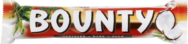 Bounty Dark Chocolate Red