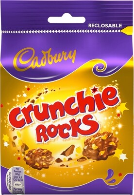 Crunchie Rocks Pouch