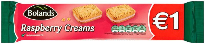 Boland's Raspberry Creams
