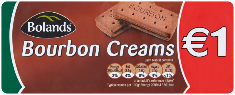 Boland's Burbon Creams