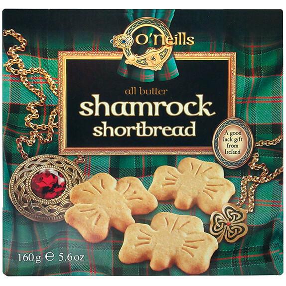 O'Neills Shamrock Shortbread 5.0oz