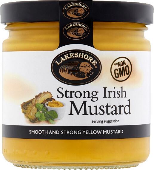 Lakeshore Strong Irish Mustard