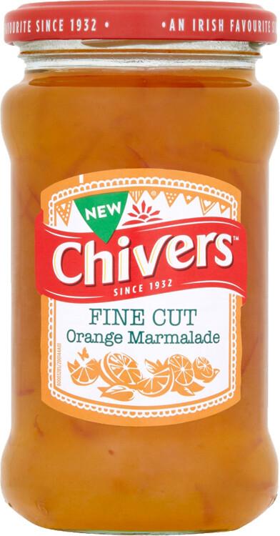 Chivers Orange Marmalade- Fine Cut