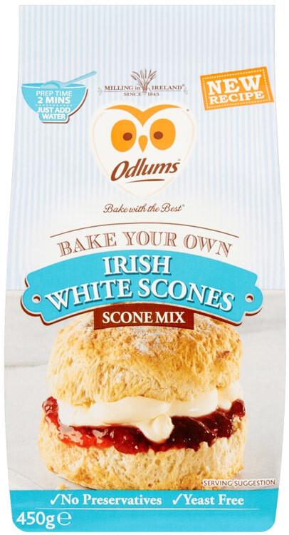 Odlums Irish White Scones Mix