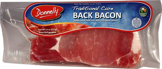 Donnelly Irish Bacon (Rashers)
