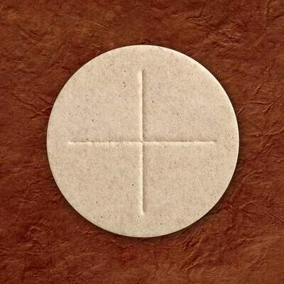 "2 3/4"" Cavanagh® Whole Wheat Altar Bread, Box of 50"