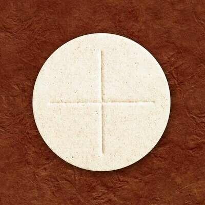 """2 3/4"""" Cavanagh® White Altar Bread, Box of 50"""