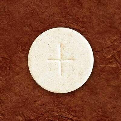 """1 3/8"""" Cavanagh® White Altar Bread, Box of 1,000"""