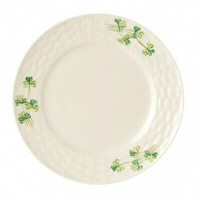Belleek Shamrock Side Plate