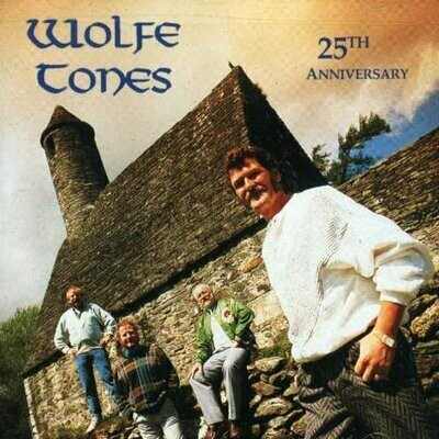 The Wolf Tones- 25th Anniversary- Double CD
