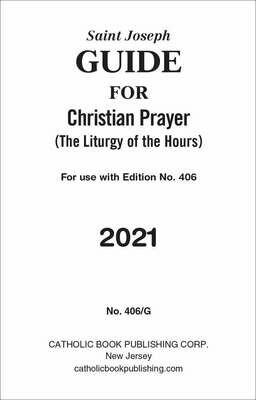 2021 Guide for Christian Prayer